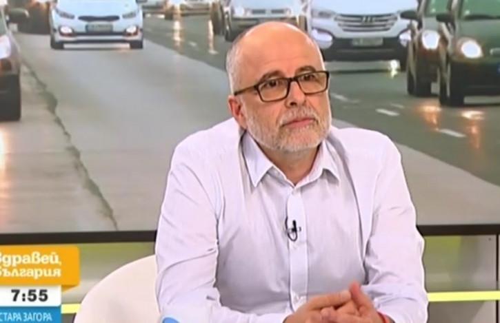 Проф. Олег Асенов: Системата работи коректно, е-винетката се активира до 5 минути след покупката й